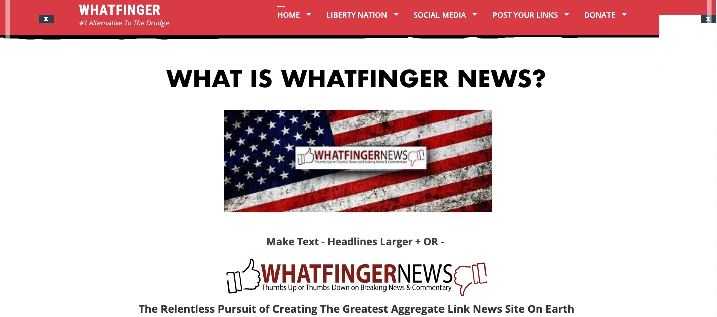 What is Whatfinger