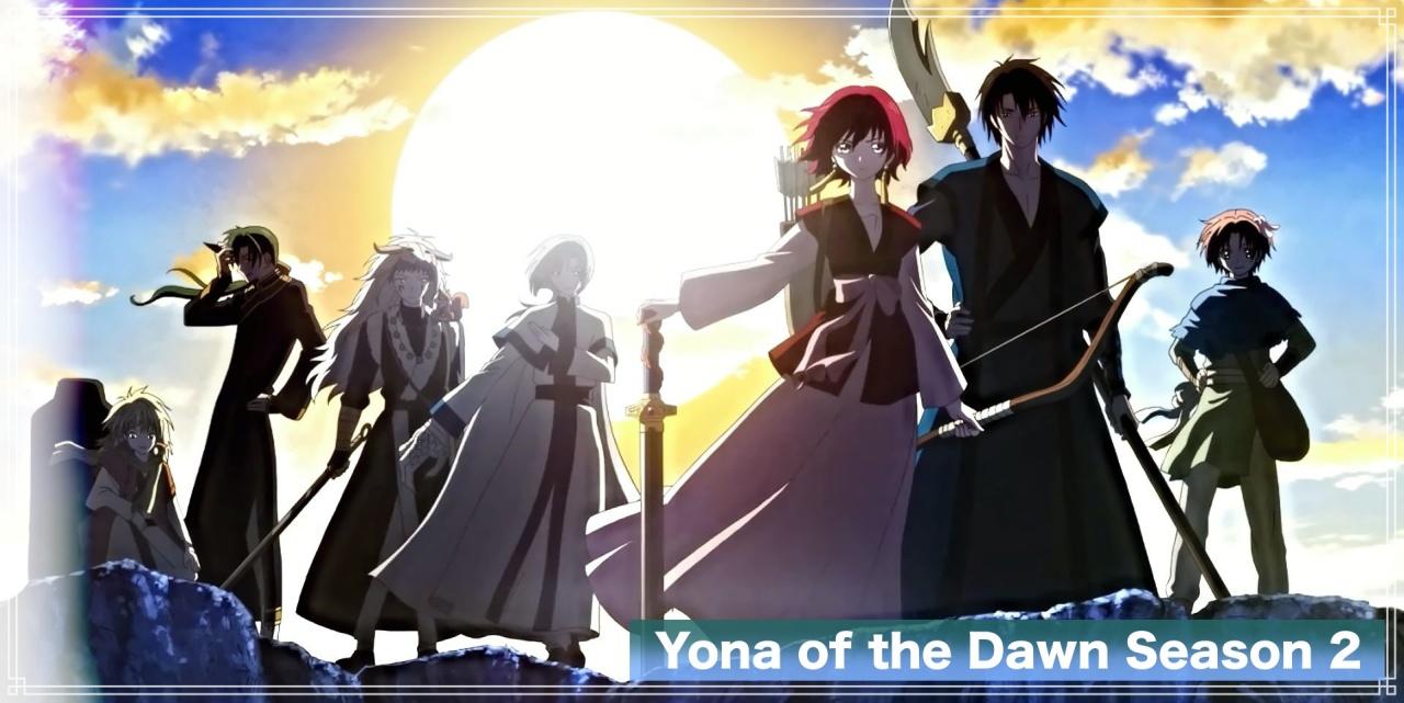 Yona of the Dawn Season 2 -Release Date, Cast, Plot & Spoiler Discussion