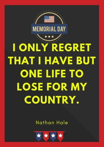 quotes about memorial day