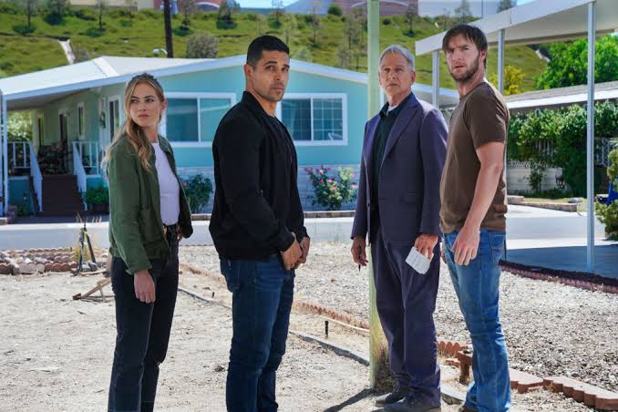Who is Cody James Reedy in NCIS Season 17