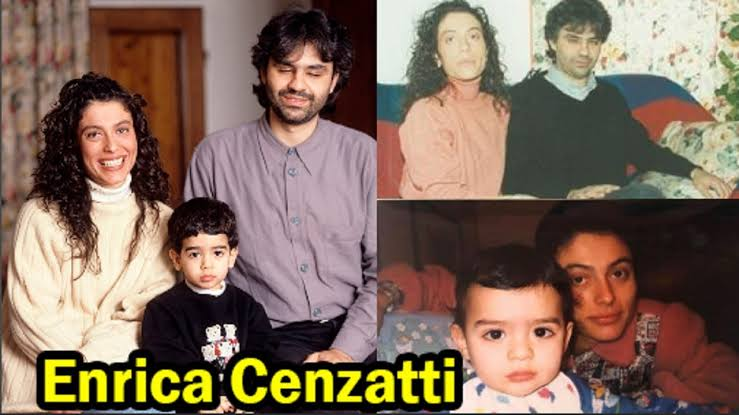 Who is Enrica Cenzatti? Where is She Today? About Andrea Bocelli's ex-wife