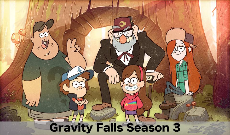 Gravity Falls Season 3: Release Date 2021 Plot & Updates