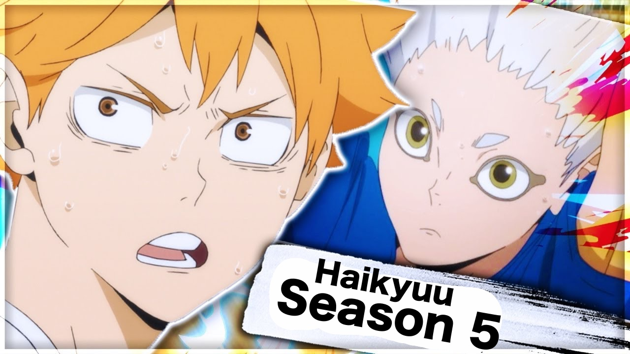 Haikyuu Season 5 CONFIRMED in 2021!- Release Date, Cast, Trailer, & Plot