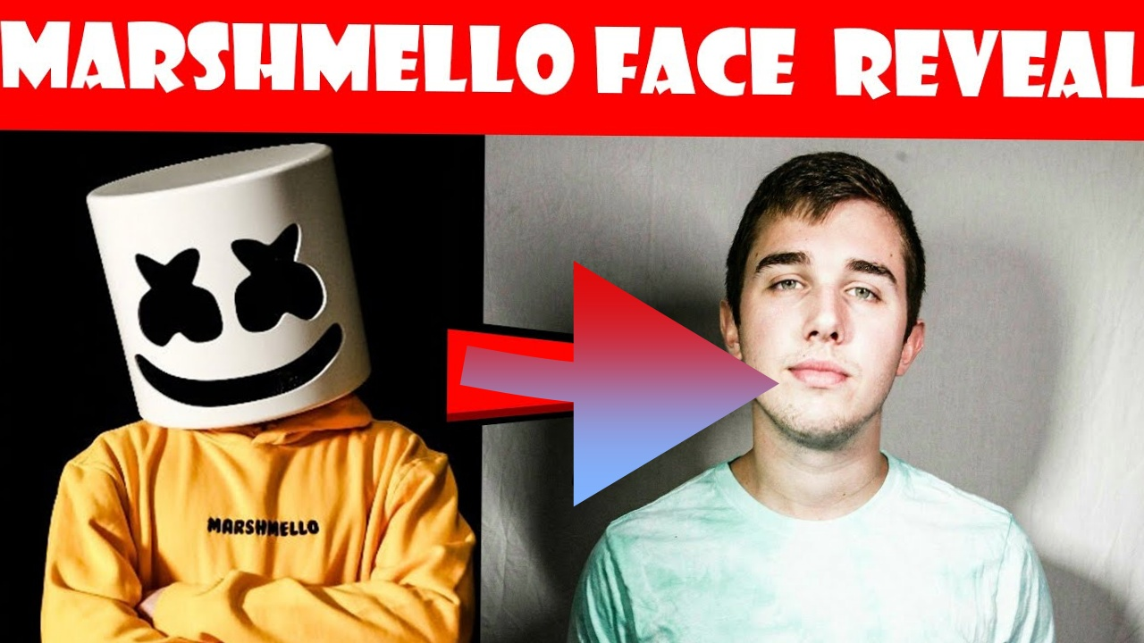 Marshmello Face: Marshmello Face and Identity in Real Life Revealed