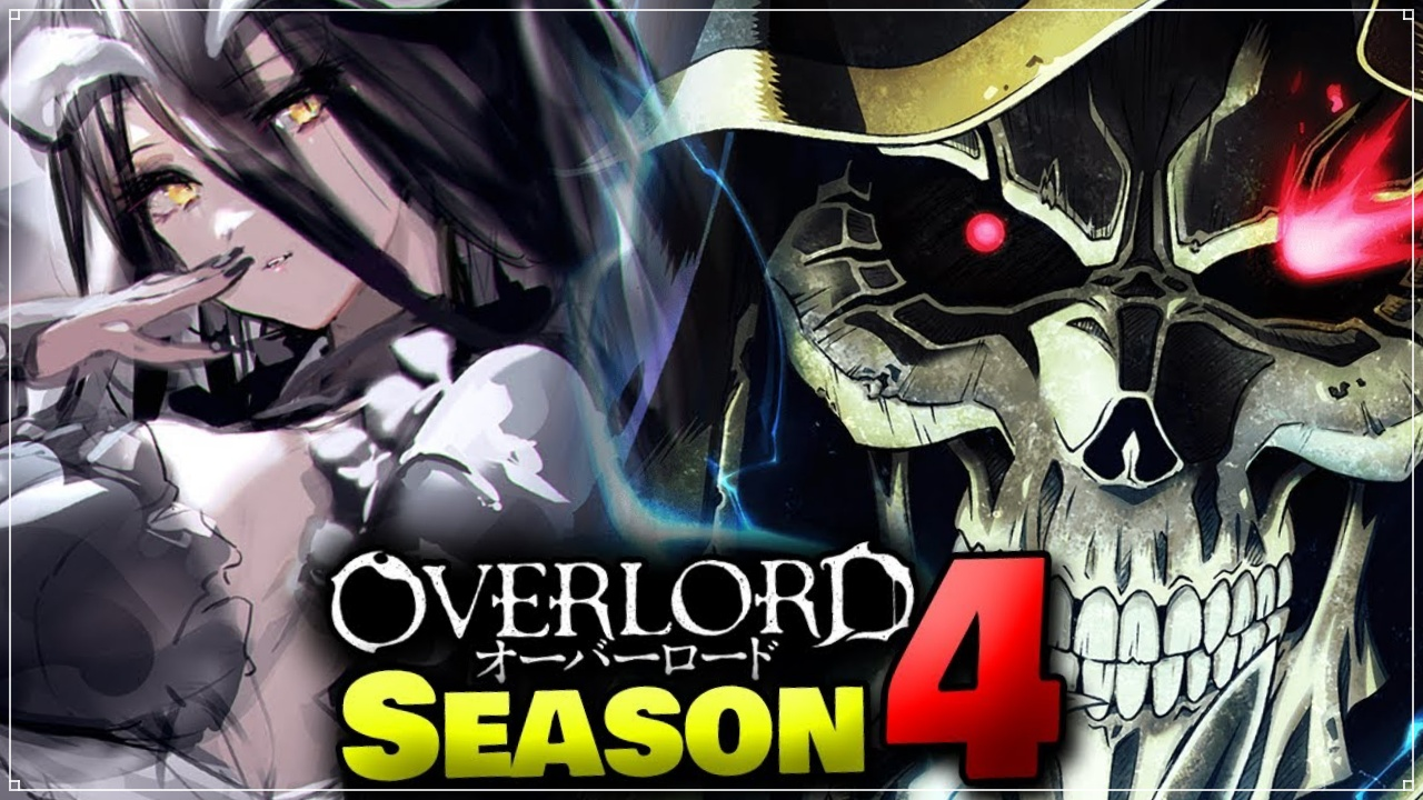 Overlord Season 4 CONFIRMED in 2021! Release Date, Spoilers & More