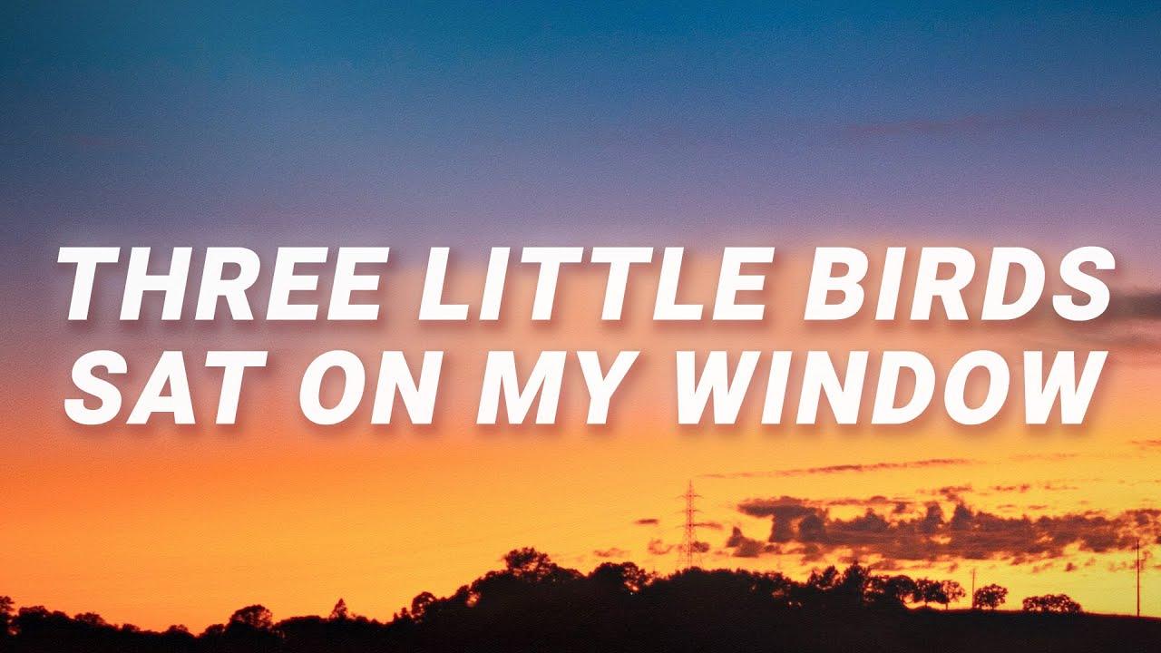"TikTok Trend 2021: Who sings ""Three Little Birds Sat on My Window""?"