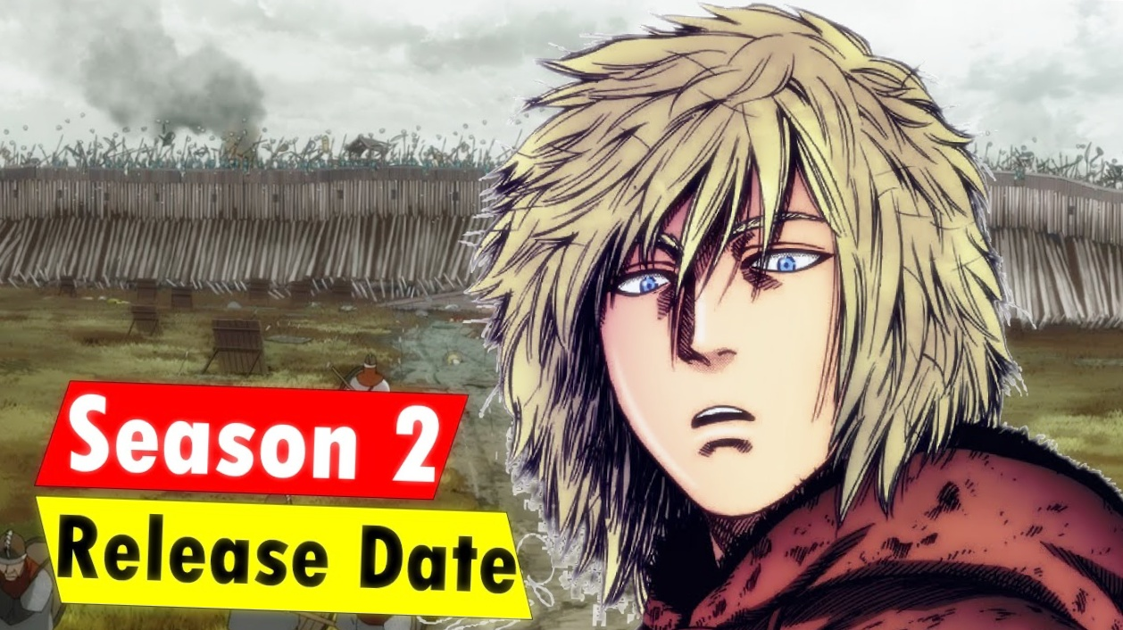 Vinland Saga Season 2 Confirmed! Release Date, Cast, Plot & Spoilers