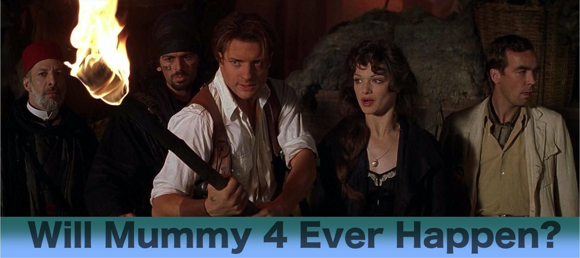 Will Mummy 4 Ever Happen? Rachel Weisz and Brendan Fraser Talks About the Franchise