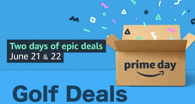 Save on Golf Prime Day Deals 2021: Golf Clubs, Bags, Shoes, & Rangefinders