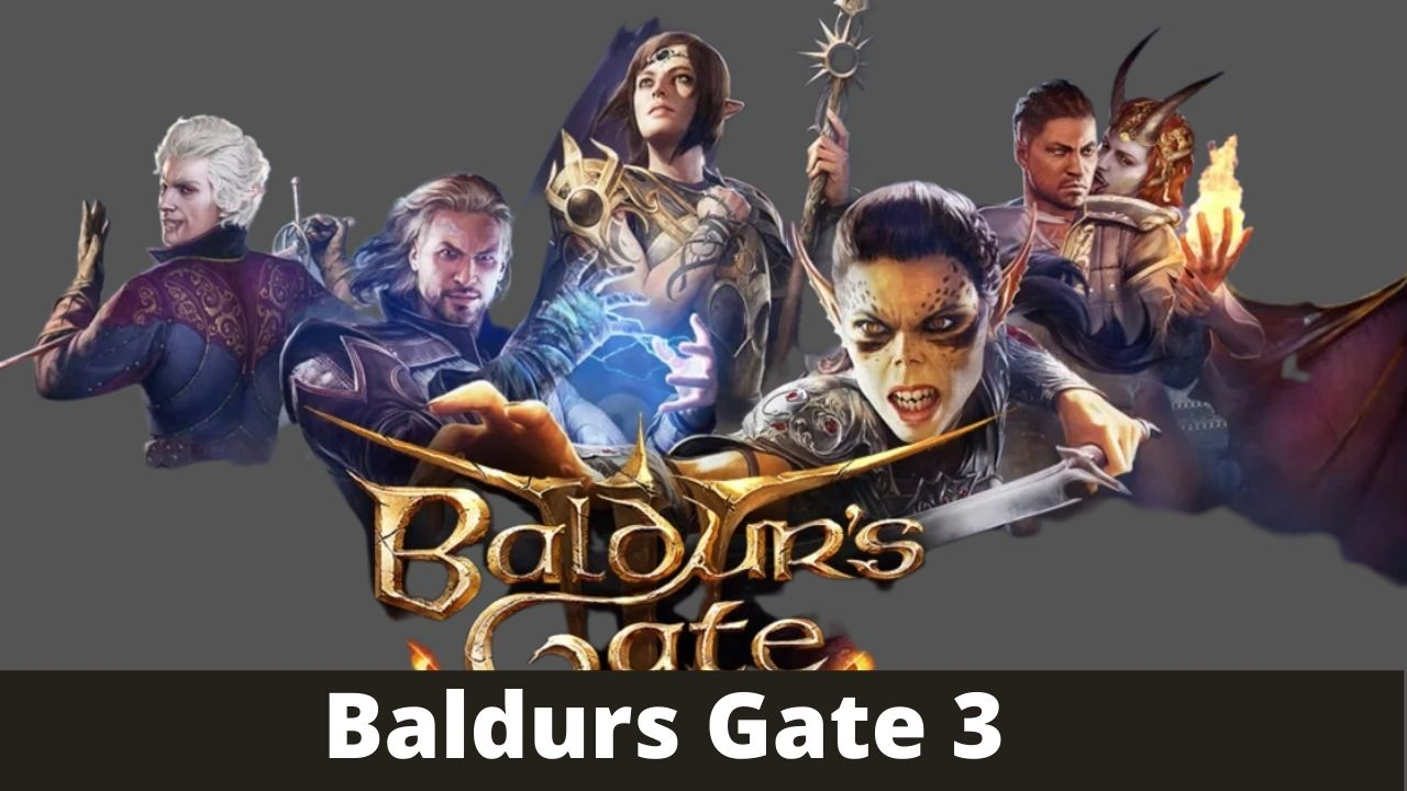 Baldurs Gate 3 Better AI, Large Combat Changes Added In Patch 5 Latest News