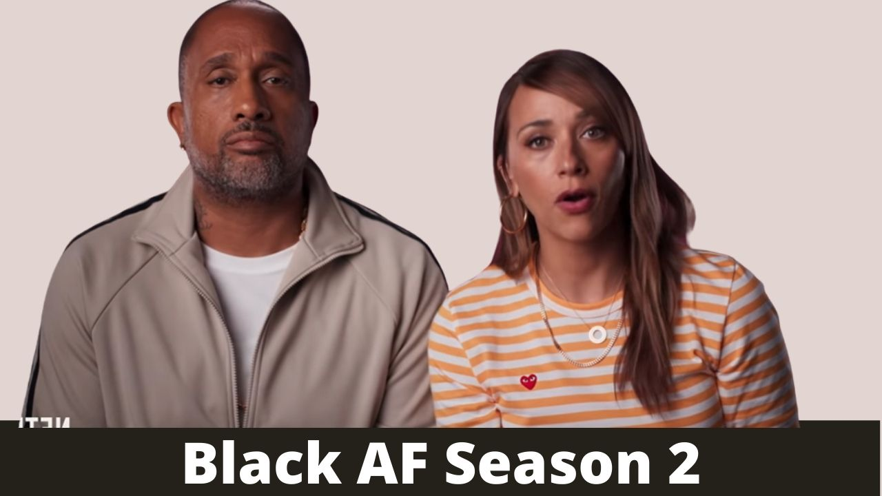 Black AF Season 2