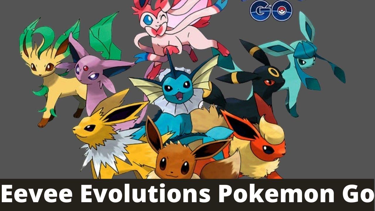 Eevee Evolutions Pokemon Go: How To Evolve Eevee Into Sylveon