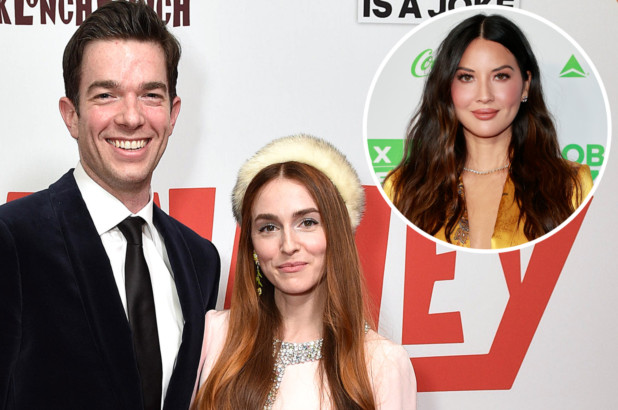 John Mulaney Wife Goes Out Of Their LA House Amid His Olivia Munn Romance