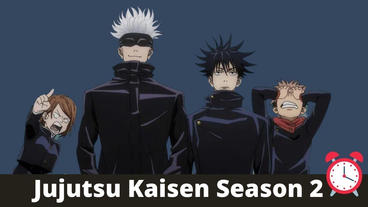 Jujutsu Kaisen Season 2: Is it really Coming? Latest Update 2021