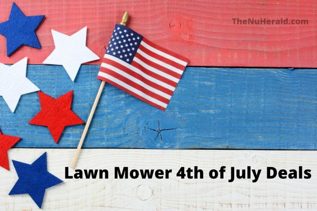 KBLawn Mower 4th of July Deals