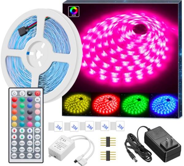 Best TikTok lights: The best LED strip lights for creative videos