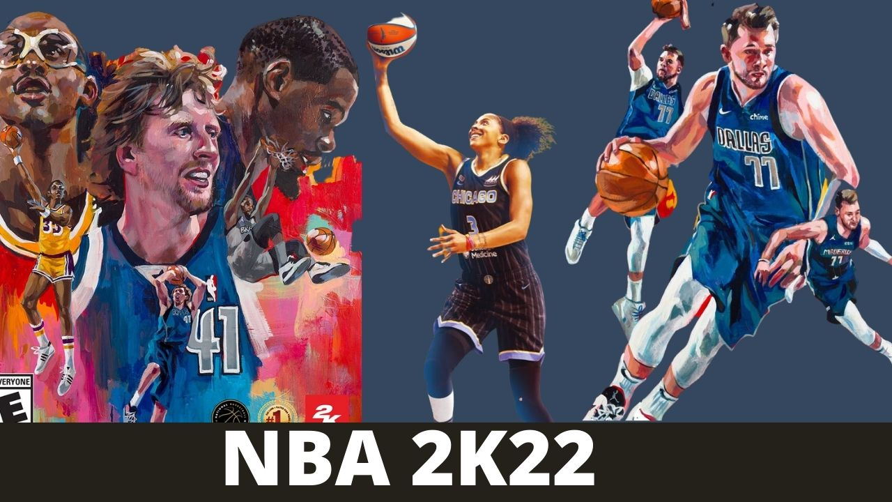 NBA 2K22: Release Date, Cover, Special Edition, Pre-Order 2021