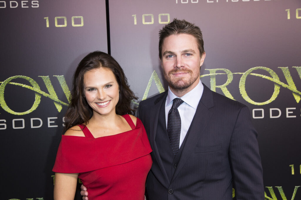 Stephen Amell Asked to Leave Flight After Fight With Wife Latest News