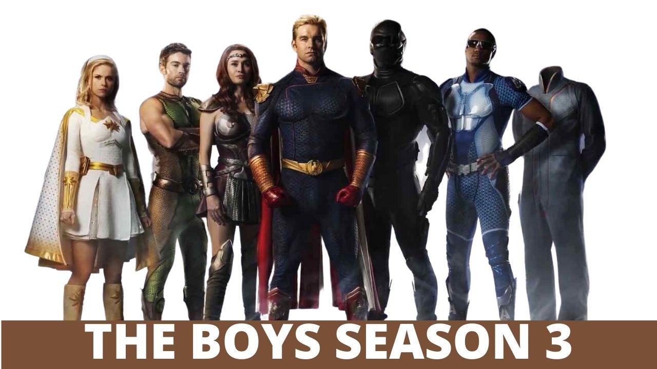 The Boys Season 3: Release Date on Prime & New Plot Twists