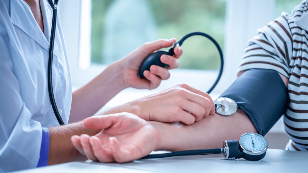 Aerobic Exercise Reduces BP In Resistant Hypertension