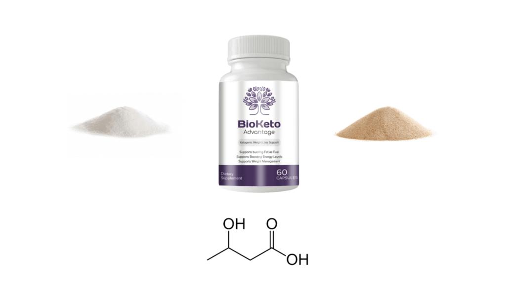 BioKeto Advantage Ingredients