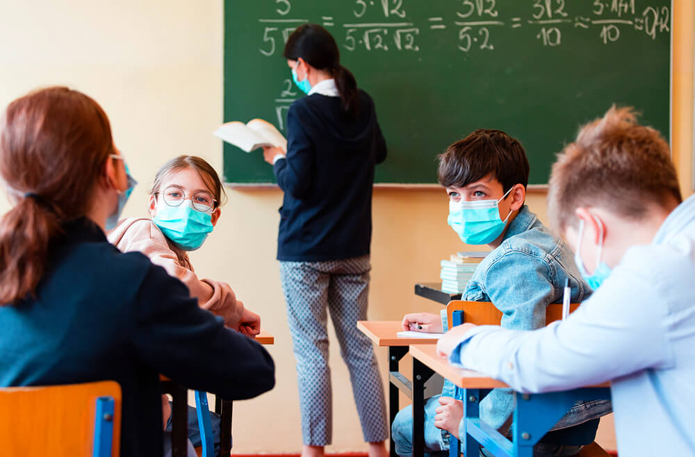 Covid-19 Or The Common Cold, How To Detect In Children After School Reopening?
