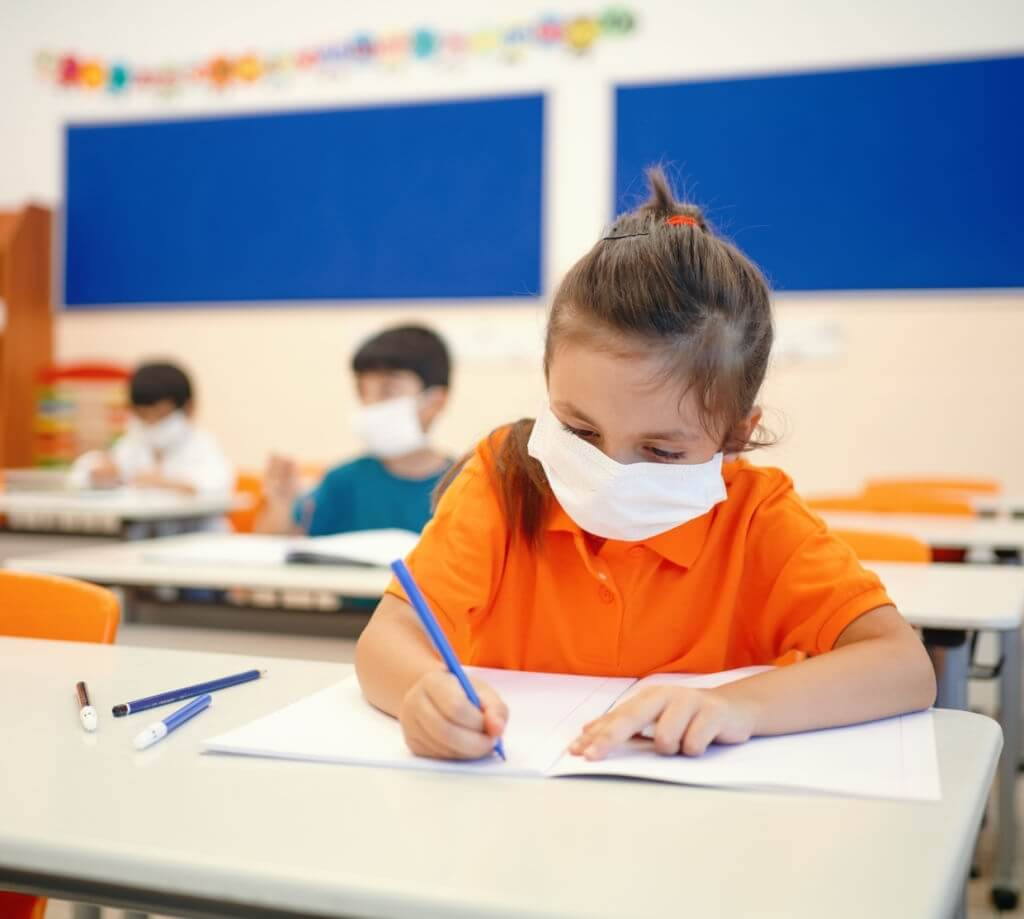 Delta Wave Hits Children, Sees Growing Fear Of Opening Schools In The United States.