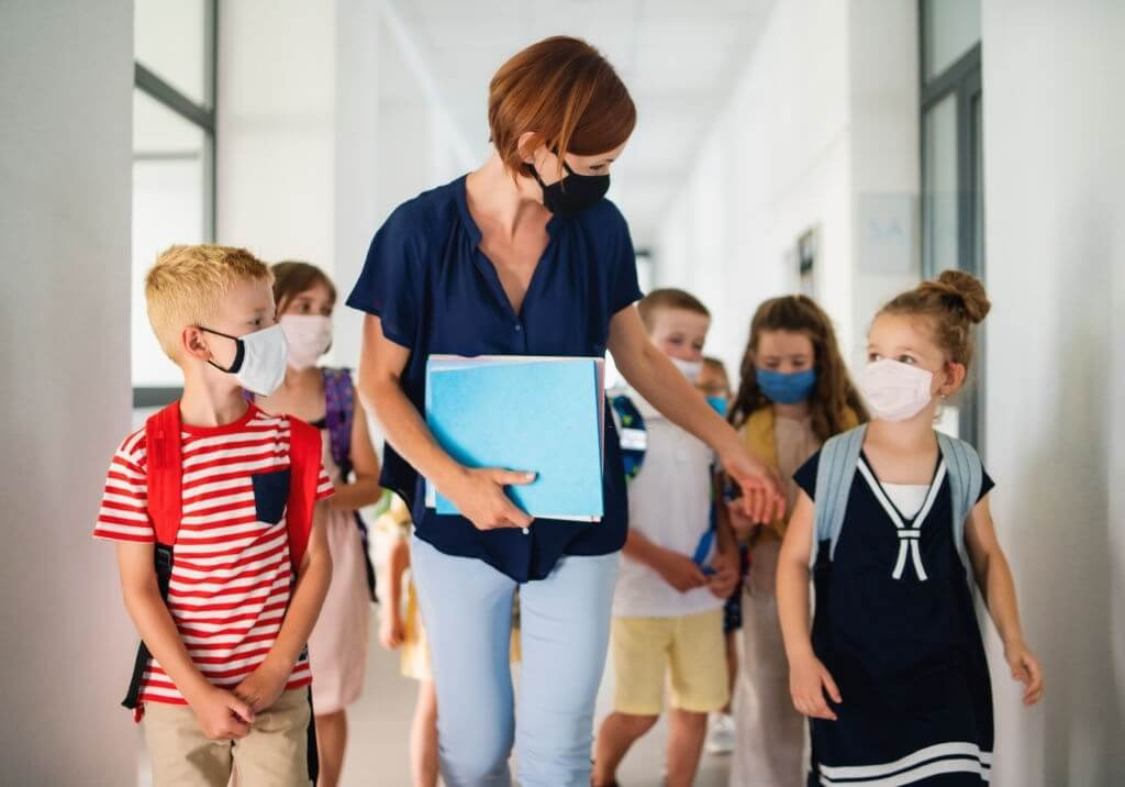 Florida School District In Tallahassee Imposes Mask Mandate