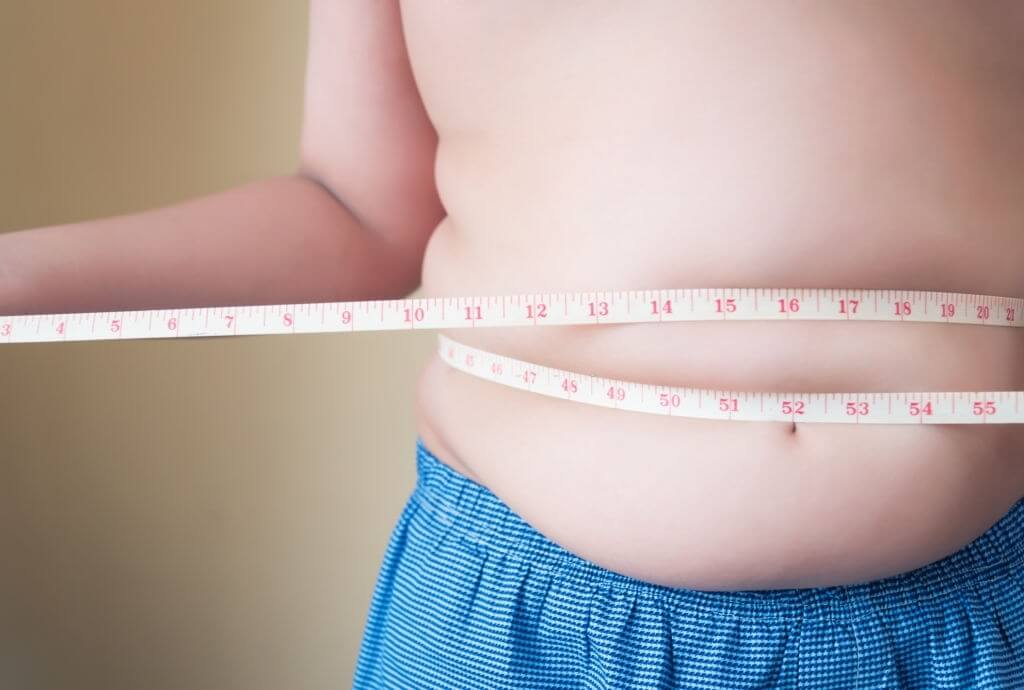 During COVID- Kids Acquired Weight A Lot