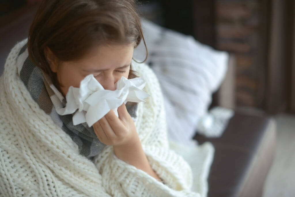 Flu And RSV Viruses Are Spreading Earlier Than Usual. Some Doctors Believe The Flu Will Be Next