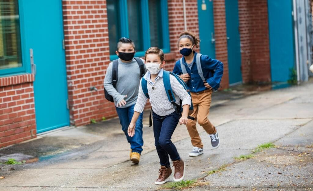 GOP Governors The Battle Over Mask Mandates In School Districts