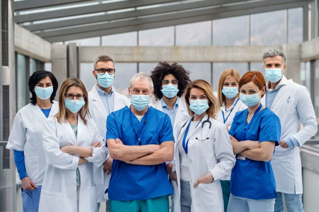 How Can We Get Healthcare Workers To Trust The Vaccine?