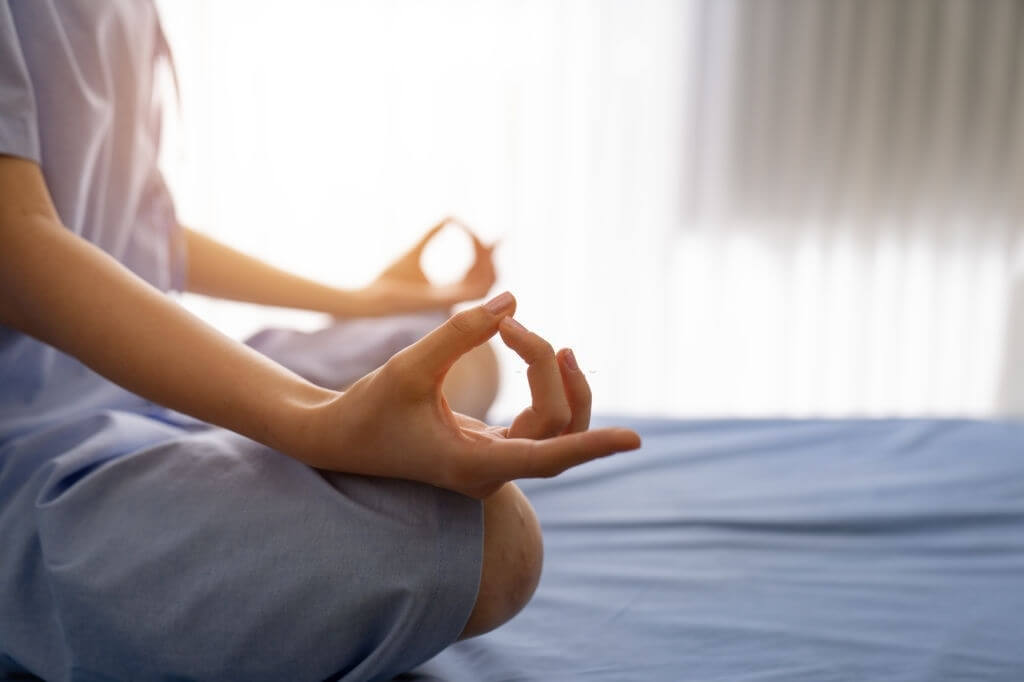 How Mindfulness Meditation Can Help Deal, Covid Related Mental Stress