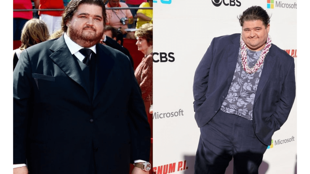 How Much Weight Did He Lose