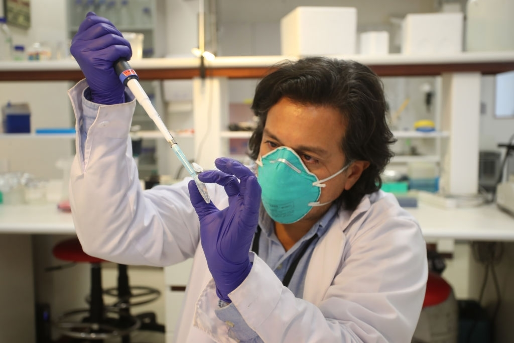 Human Protein Is Being Used To Deliver Molecular Medications To Cells