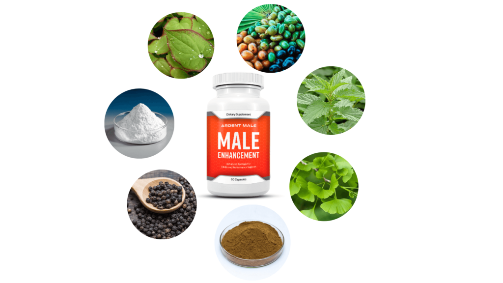 Ardent Male Enhancement Ingredients