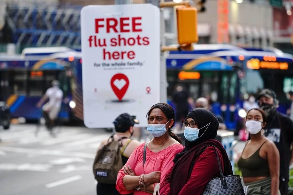 Messenger Rna Covid Flu Shots Are 66% Efficient Toward Delta: Study