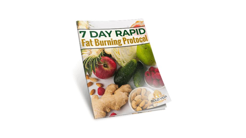 MetaboFix - Bonus -7-day rapid fat burning Protocol