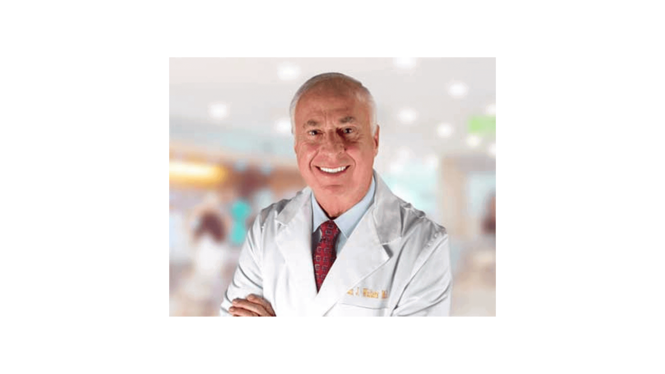 Physio Omega Manufacturer-Dr. Sam Walters