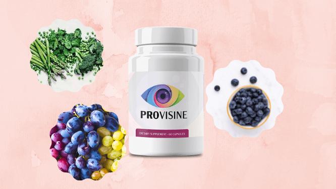 Provisine Review Ingredients