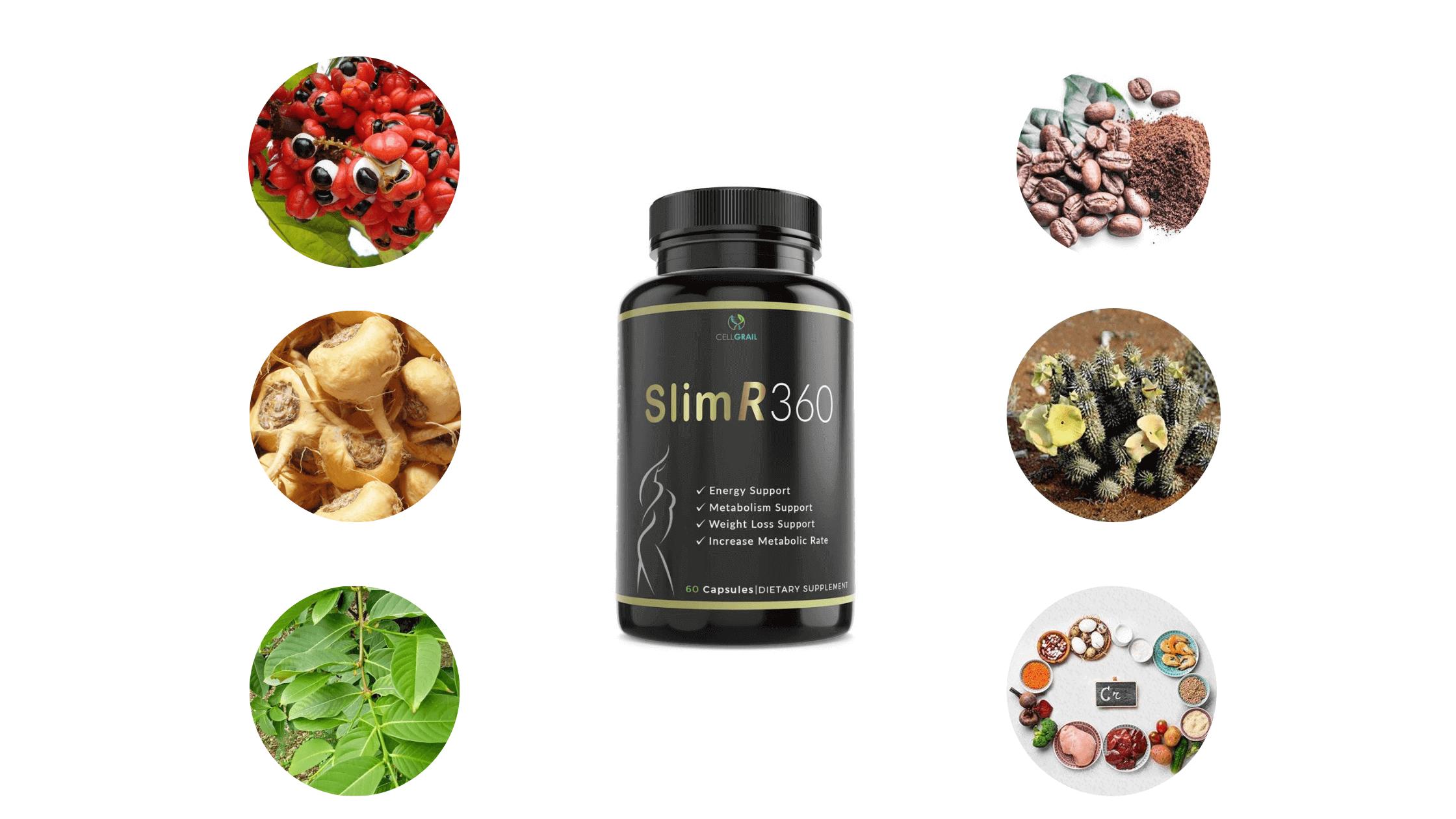 Slim R 360 Supplement Ingredients