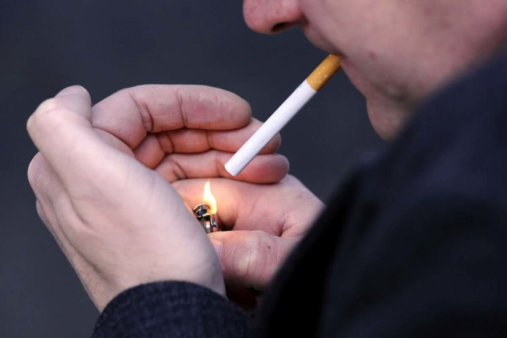 Smoking Rates Fall To Record Lows