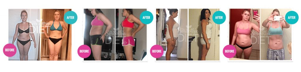 The-Smoothie-Diet-Weight-Loss-Program-BeforeAfter-Images
