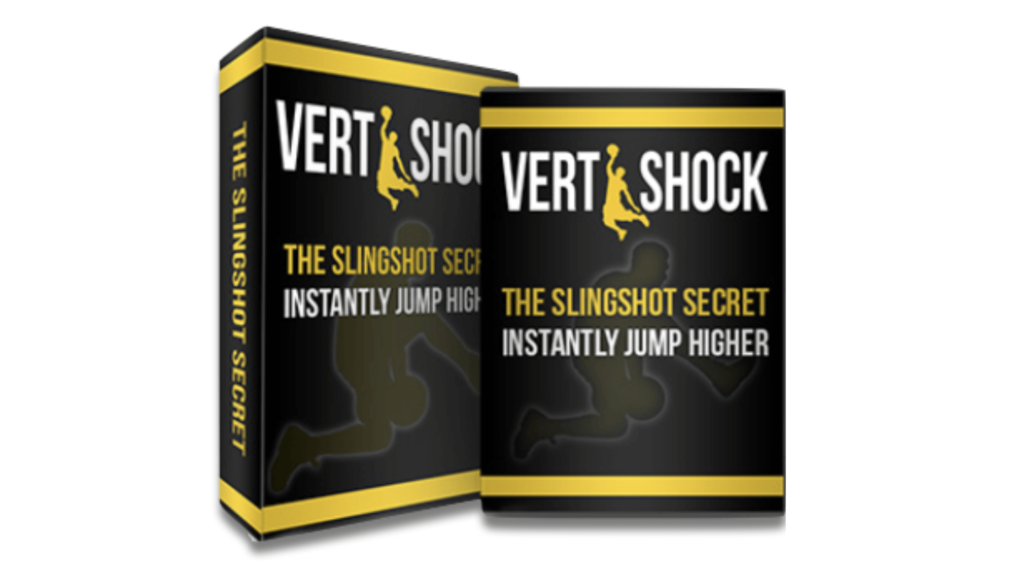 Vert Shock reviews - Is This Helpful For Dunking Practice?