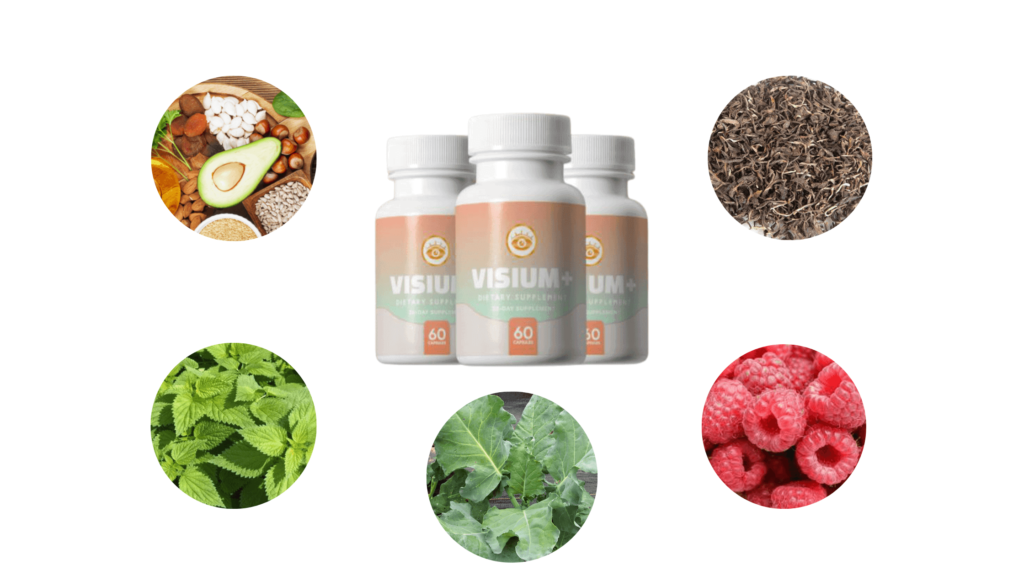 Visium Plus Reviews - Detailed Report On Vision+ Eye Supplement!