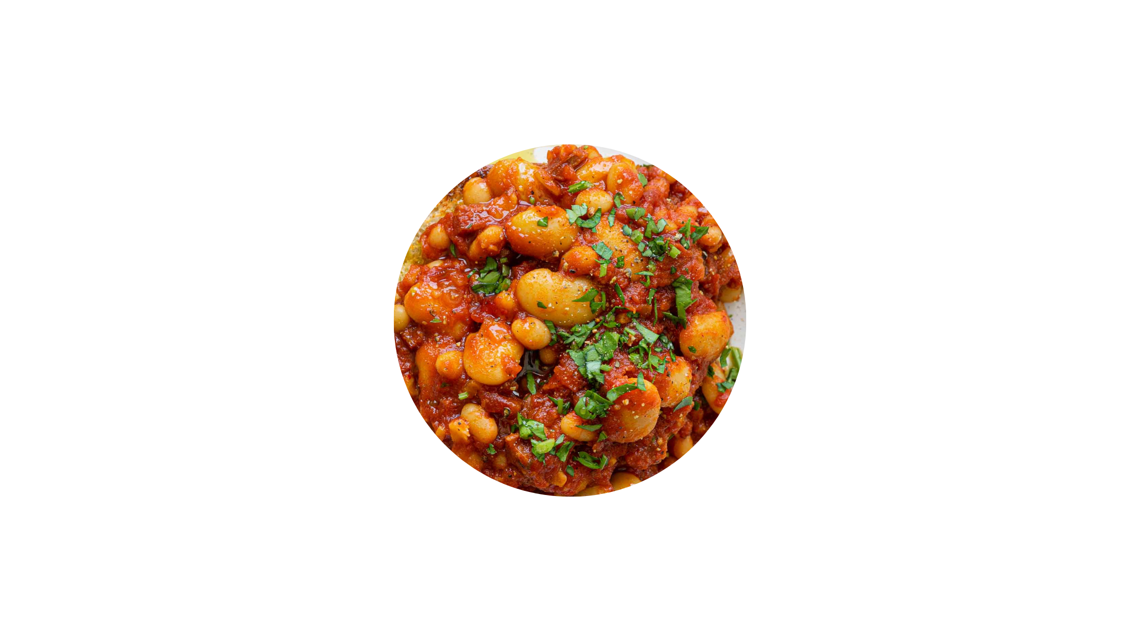 Binge on the Recipe of Legumes and Tomatoes