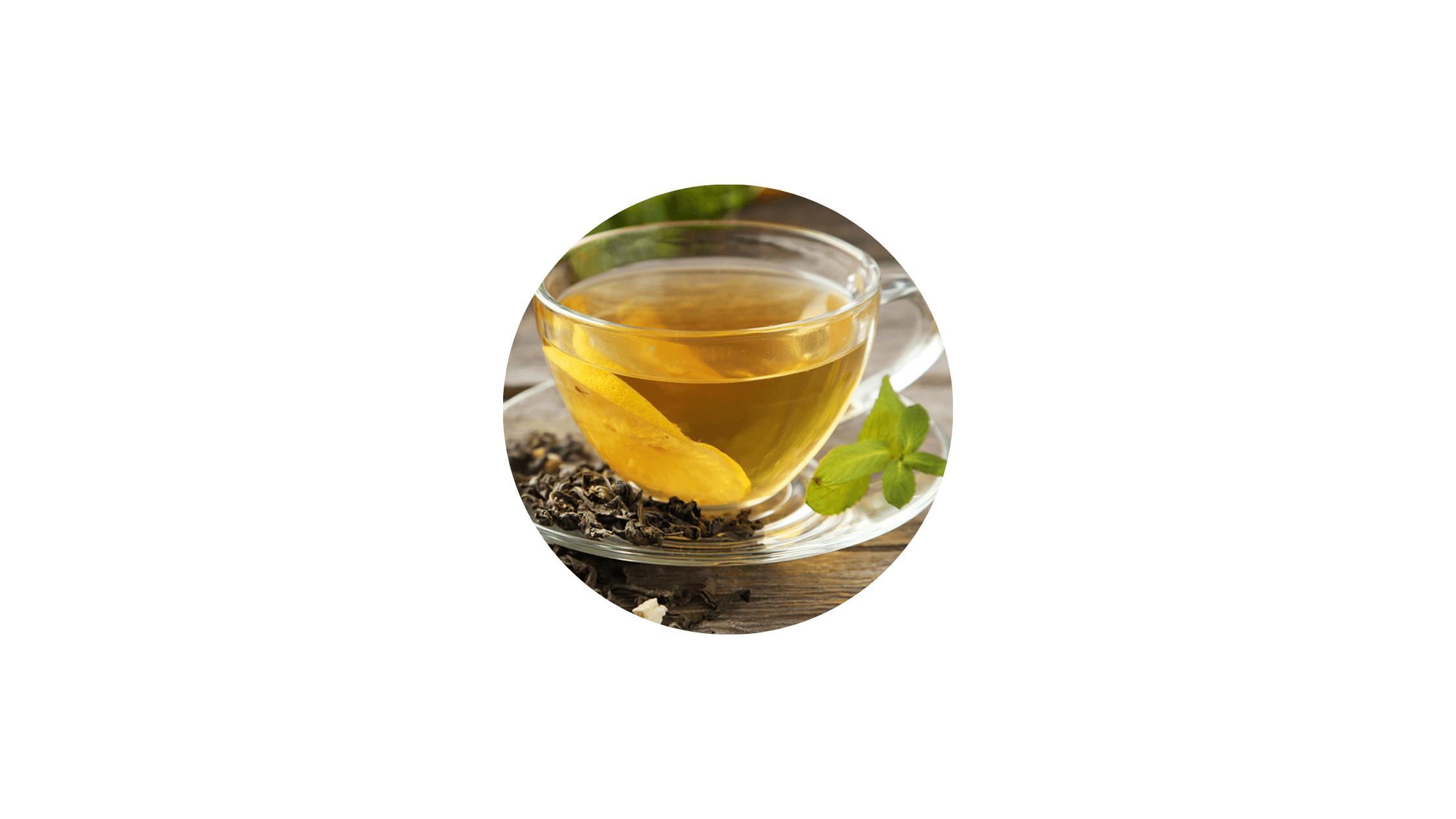 Drink Green Tea Everyday
