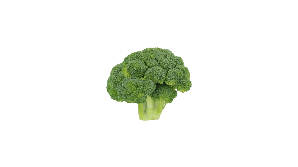 Broccoli Stops Ageing