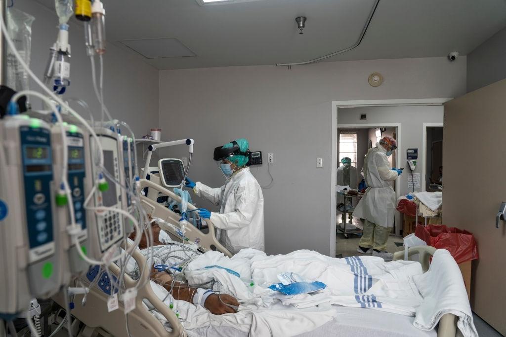 COVID Forces California Hospitals To Increase ICU Capacity