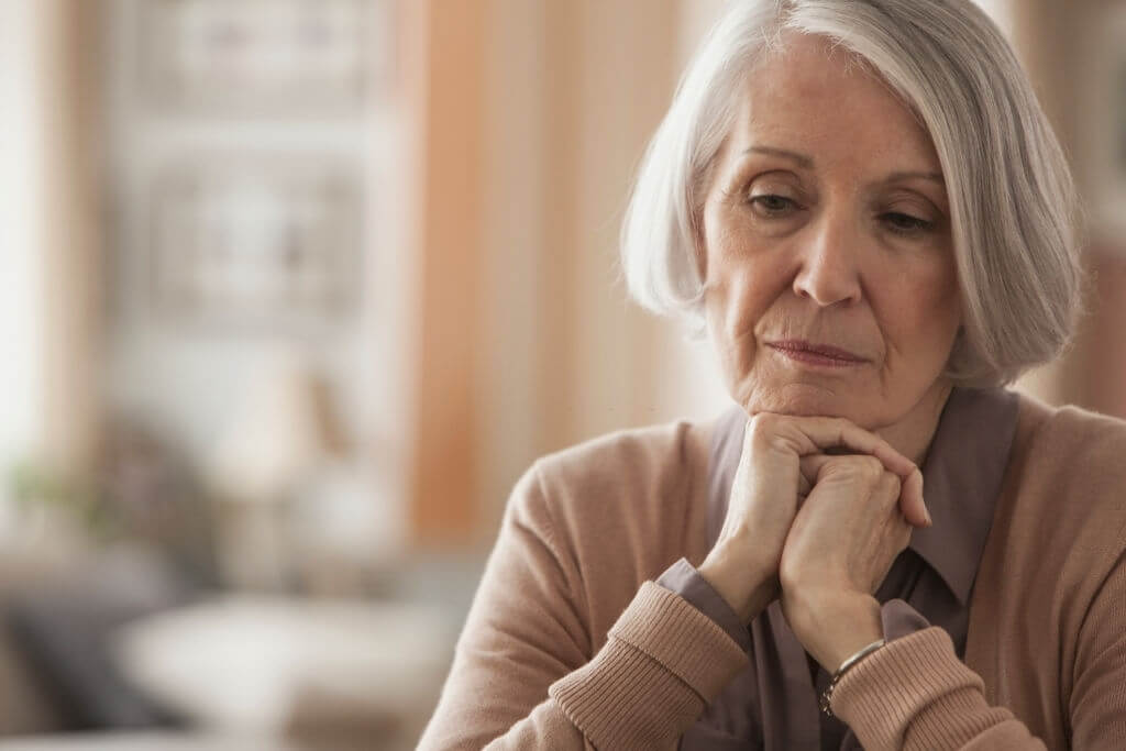 COVID Has A Higher Impact On The Mental Health Of Older Women